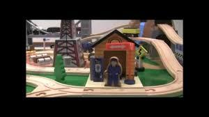 imaginarium classic train table with roundhouse imaginarium train table and train set parents review youtube
