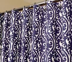 White And Yellow Shower Curtain Navy Blue And White Shower Curtain Mainstays Fretwork Shower