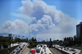 Wildfire California 2016 by Southern California Wildfires Flames Erupt Sparking Evacuations