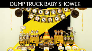 truck birthday party dump truck birthday party ideas dump truck s36