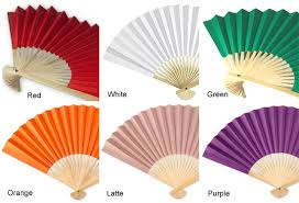 cheap paper fans cheap paper fans for weddings