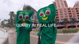 Gumby Halloween Costume Gumby