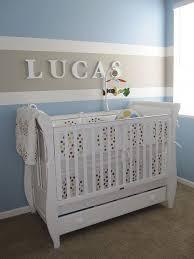 lettre chambre bébé déco lettre chambre bebe