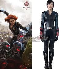 Avengers Halloween Costumes 2015 Avengers 2 Age Ultron Black Widow Costume
