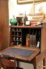 Secretary Desk And Hutch by Eastlake 1890 U0027s Pin And Cove Drop Down Secretary Desk Hide And