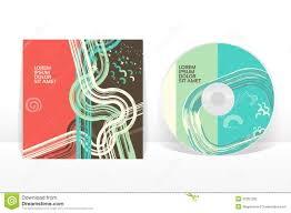 cd cover design template royalty free stock photo image 35357295