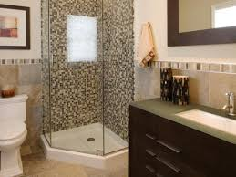 Small Bathroom Design Ideas Pictures 38 Half Wall Shower For Your Small Bathroom Design Ideas