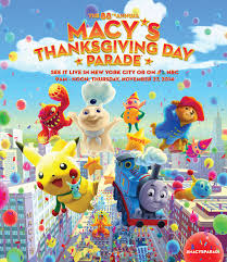 macy s thanksgiving day parade 2014 lineup route map