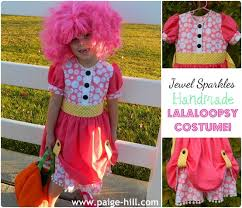 Handmade In Costume - 35 best sew lalaloopsy costumes images on