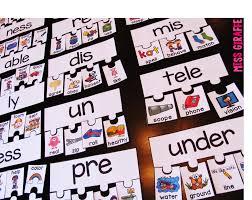 miss giraffe u0027s class prefixes and suffixes teaching ideas for