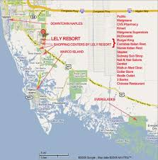 Marcos Island Florida Map Lely Resort Vacation And Holiday Rentals Naples Florida Maps
