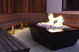 costume made fire table garden fire pits from rivelin architonic
