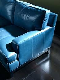 Navy Blue Leather Sofa Blue Leather Chair Bikepool Co