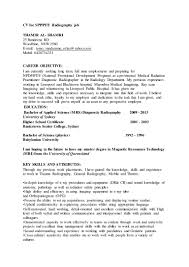 Radiologist Resume Cv Of Spp Npdp In Mrs Diagnostic Radiography 2