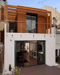photos d extension de maison extension surélévation d u0027une maison de ville aux lilas 30 09