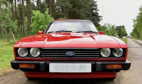 Ford Capri 1971 Ford Capri 2 8 Injection Absolute Classic Cars