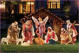 outdoor christmas decorations ideas wooden outdoor christmas decorations backyard landscape design