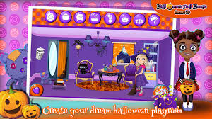 halloween doll house games 3d android apps on google play