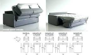 largeur canapé largeur de lit loodo co