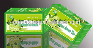 Teh Diet lemon hijau kantong teh diet detoks teh hijau buy product on