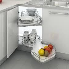 Corner Kitchen Cabinet Storage by Kitchen Corner Solutions U2013 Fitbooster Me