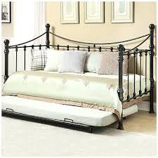 quinn metal twin daybed with trundle twin size trundle daybed twin
