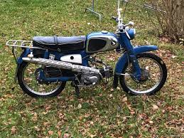 honda ca 50 sport c110 49 64 50 cm 1964 tornio motorcycle