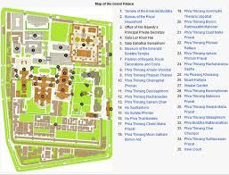 Bangkok Map Don U0027t Forget To Have A Look At The Grand Palace Bangkok Map Before