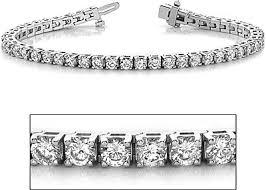 white diamond tennis bracelet images 18k white gold diamond tennis bracelet 7ct tw assb8827 png