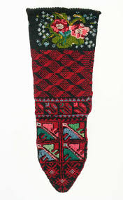knit socks of timok region serbia slavorum