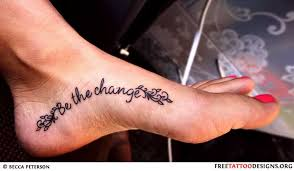 foot tattoos inside tattoo on foot tattoo a to z com