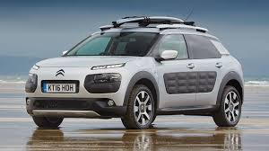 citroen usa new citroen c4 cactus to ditch air bumps