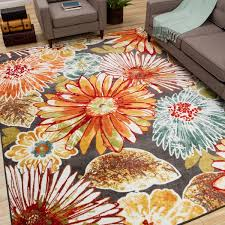 Overstock Rugs 5x8 Mohawk Home New Wave Charm Rug 5x8 Free Shipping Today
