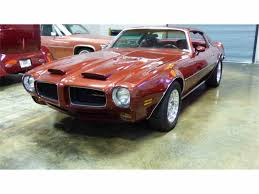 1973 pontiac firebird for sale on classiccars com 17 available
