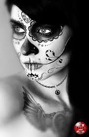 376 best day of the dead images on pinterest sugar skull makeup