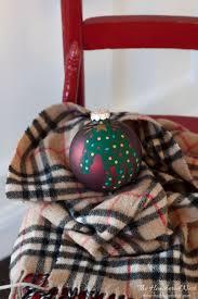 handprint ornament and diy ornament ideas the