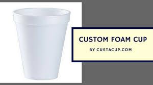 styrofoam cups get bulk custom printed styrofoam cups wholesale at custacup