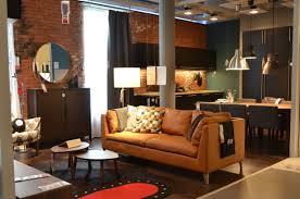 Leather Sofas Ikea Ikea Delft Living Room Stockholm Leather Sofa Www Ikea