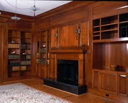 Home Library Furniture by Furniture Home Libraries With Brown Varnished Oak Wood Cabinetry