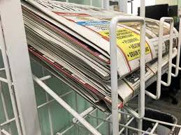 get your thanksgiving day newspaper as part of a 1 week subscription