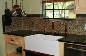 amusing backsplash with uba tuba granite also home decoration