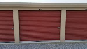10x10 garage door unit sizes all in one storage