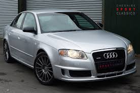 used 2005 audi a4 t fsi quattro dtm for sale in cheshire pistonheads