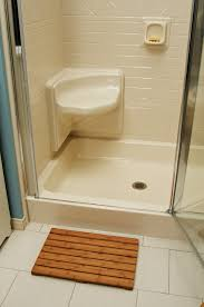 bath fitter can install a built in shower seat bath fitter