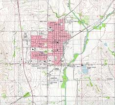 Map Of Iowa State Iowa Maps Perry Castañeda Map Collection Ut Library Online