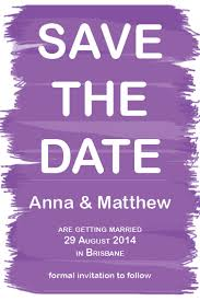 Design Your Own Save The Date Cards Print Your Own Save The Dates Devereux Creative Toowoomba