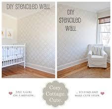 wall stencils diy wall stenciling color walls and stenciling