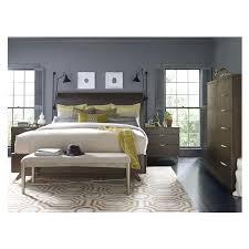 rachael ray u0027s soho queen platform bed el dorado furniture