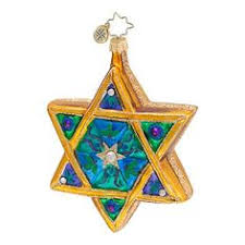 hanukkah ornaments of david ornament menorah hanukkah decoration hanukkah