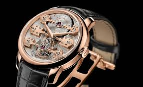 closer look at the luxury girard perregaux esmeralda tourbillon